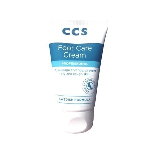CCS Pro foot cream