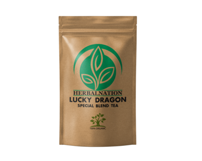 LUCKY DRAGON  Immune Support Tea