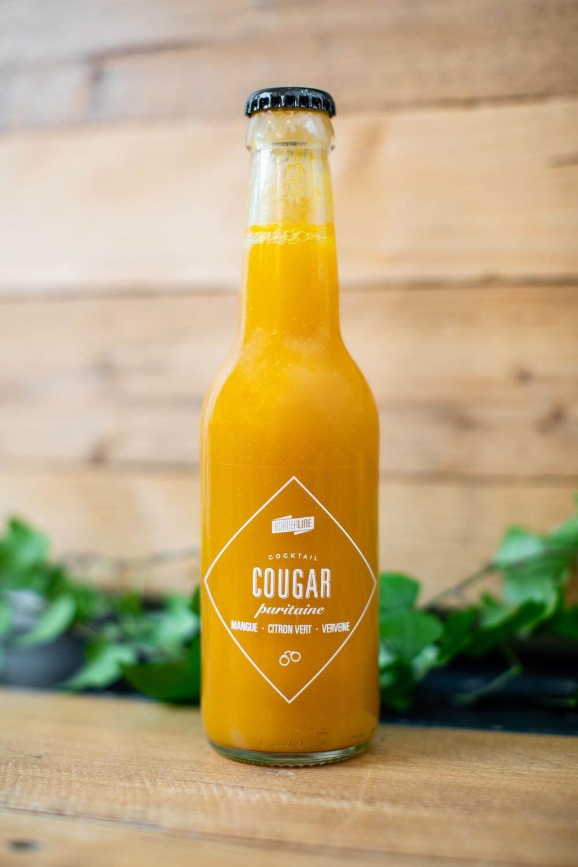 Cougar : Mangue - Citron vert - Verveine