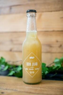 Don Juan : Pomme - Concombre - Gingembre