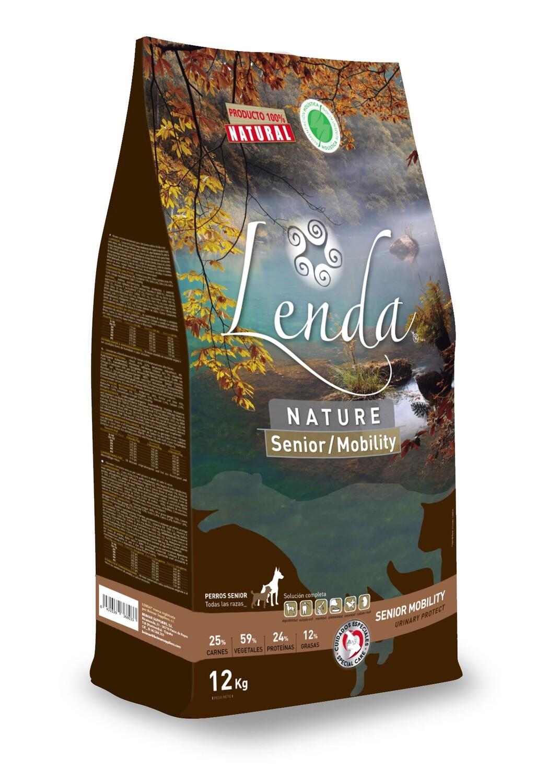 LENDA NATURE SENIOR MOBILITY sausas maistas šunims senjorams