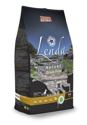 LENDA NATURE (GRAIN-FREE) TURKEY