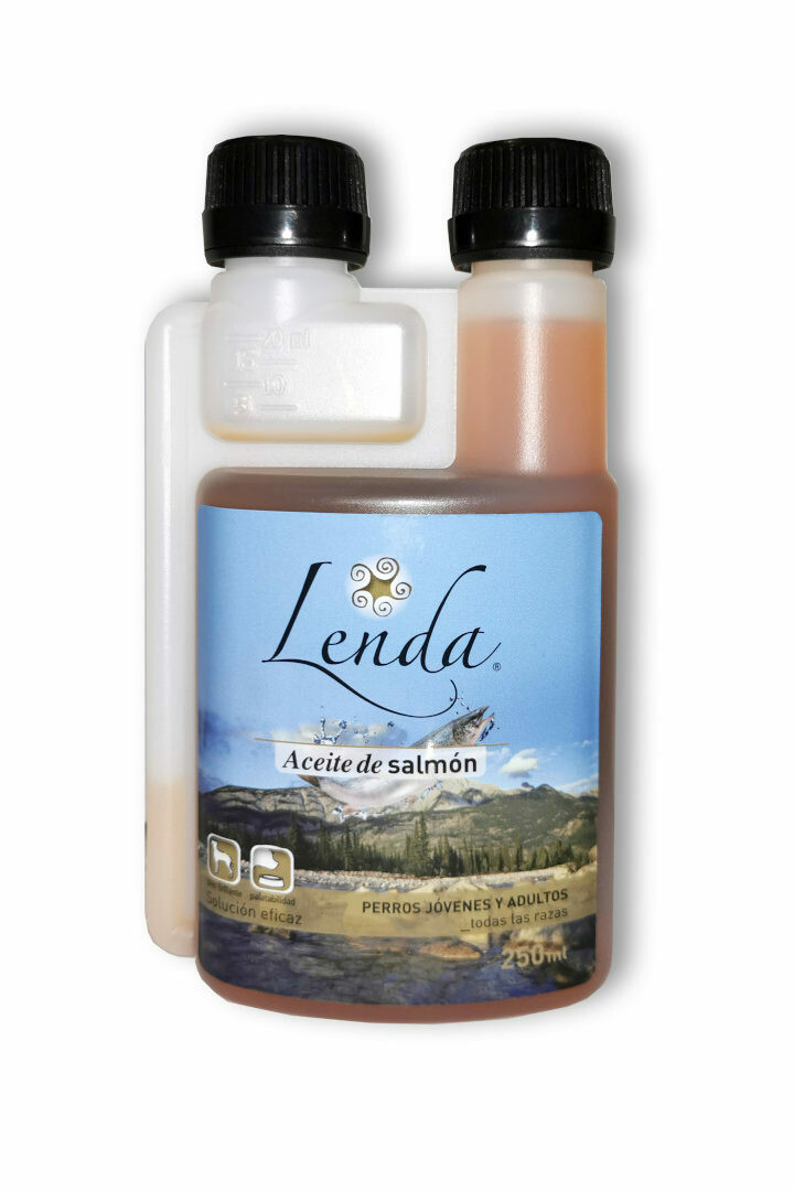 Lenda Nature Lašišų taukai 250 ml