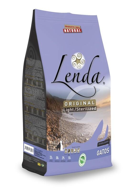 Lenda Original Light Sterilised /Urinary