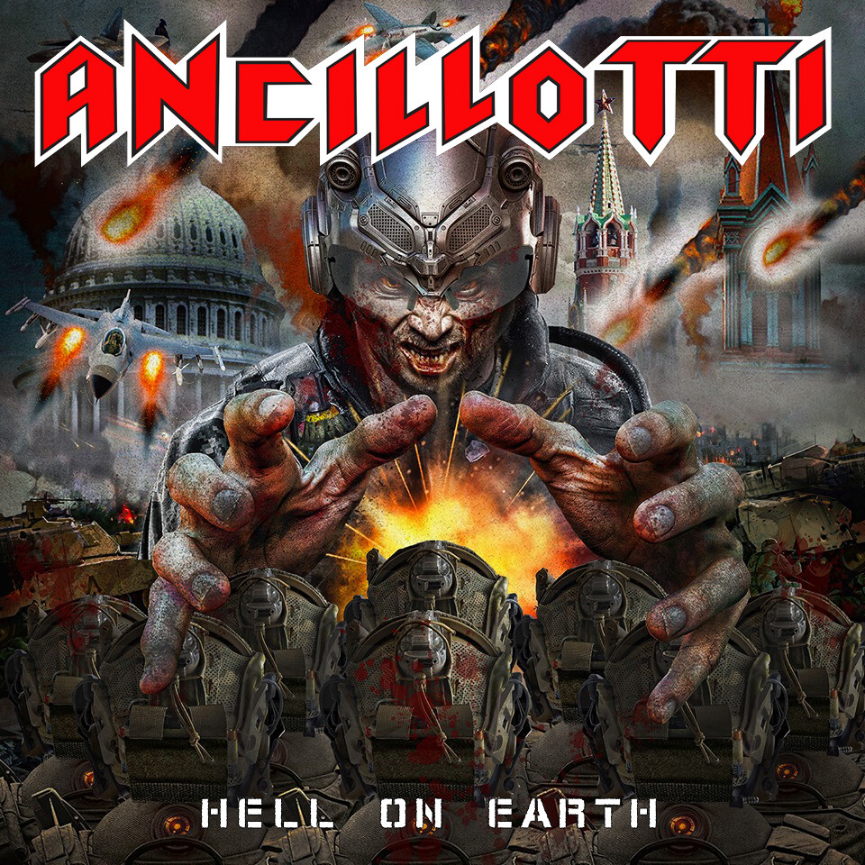 Hell On Earth (CD) 2020 NEW!