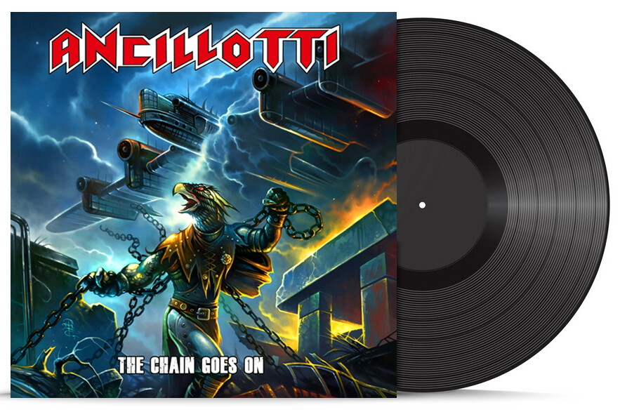 The Chain Goes On (LP - Black) 2014