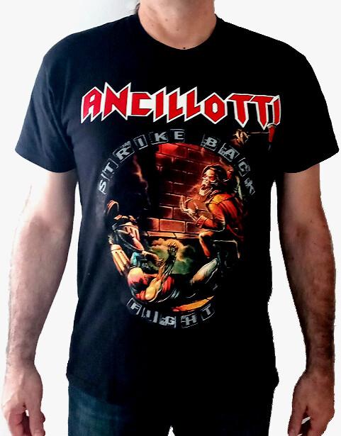 """Strike Back"" T-Shirt Tour 2016"