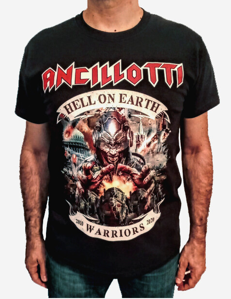 """Hell On Earth""  T-Shirt 2020"