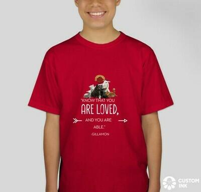 2020 Epic Gillamon Youth T-shirt
