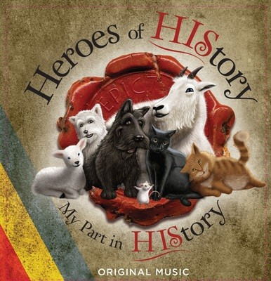 Heroes of HIStory Original Music CD