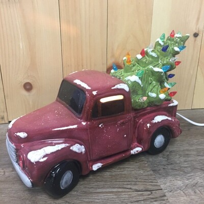 Truck with Tree Project Kit