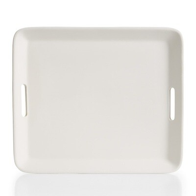 2 Handled Rectangular Tray