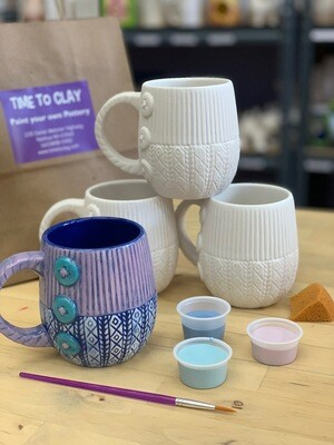 Knit Mug Project Kit