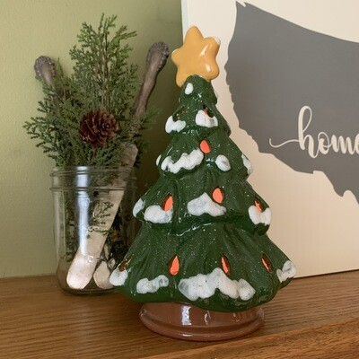 Traditional Tree Votive Project Kit