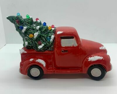 Truck with Tree Votive Project Kit