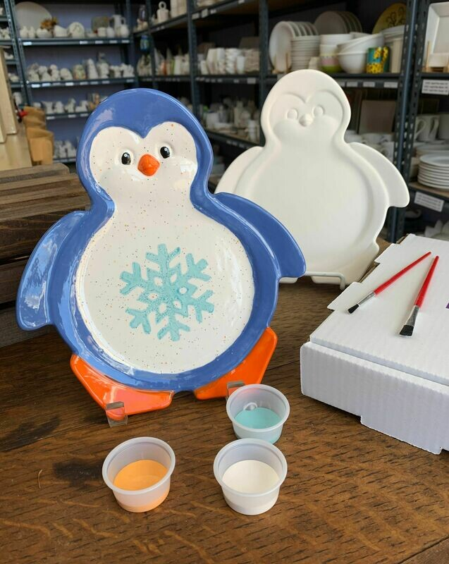 Penguin Plate Project Kit