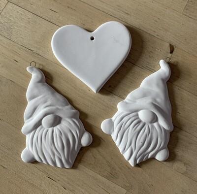 Gnome Ornament Kit