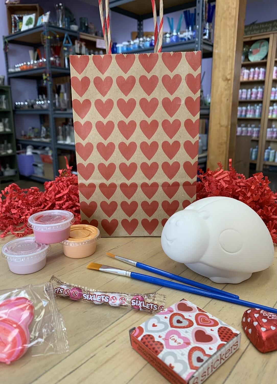 Valentine Ladybug Goody Bag