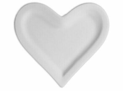 Rim Heart Dish Small