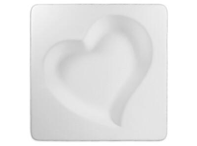 Square Heart Bowl