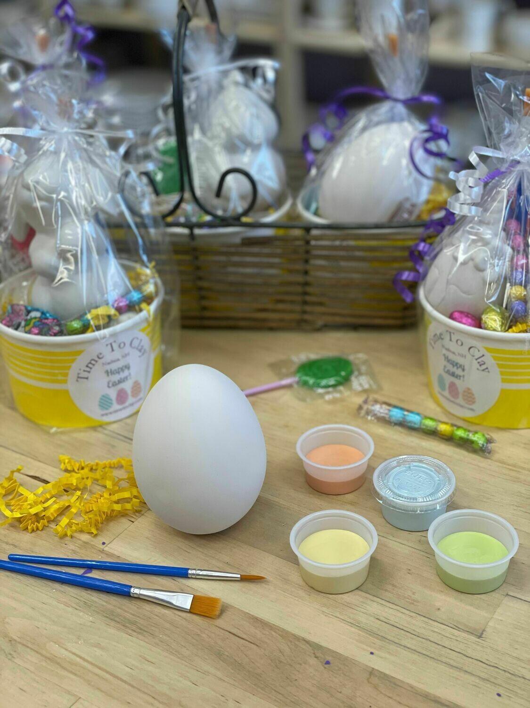 Egg Easter Sundae