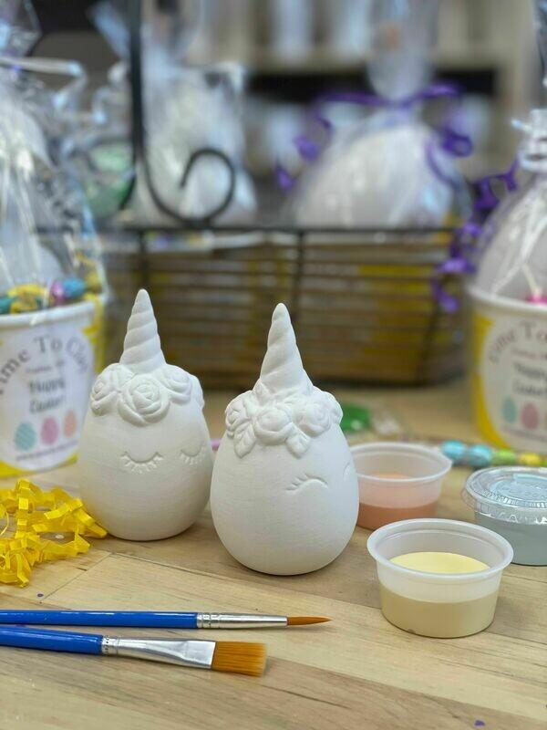 Eggicorn Easter Sundae