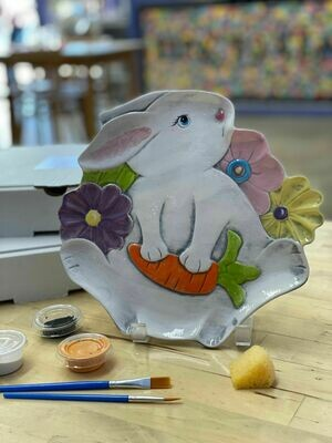 Bunny Plate Project Kit