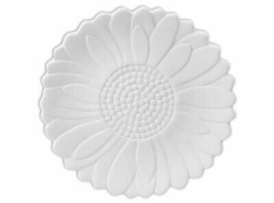 Small Sunflower Plate