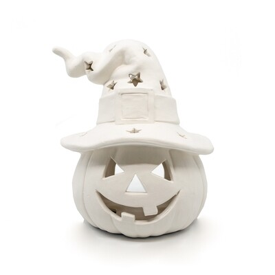 Witches Hat Jack O Lantern