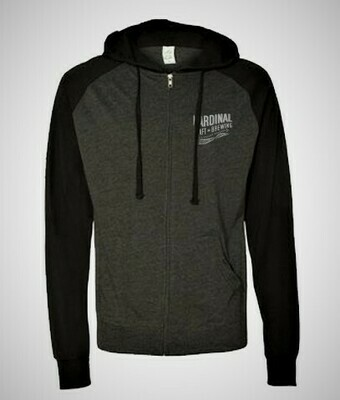 Zip-Up Hoody