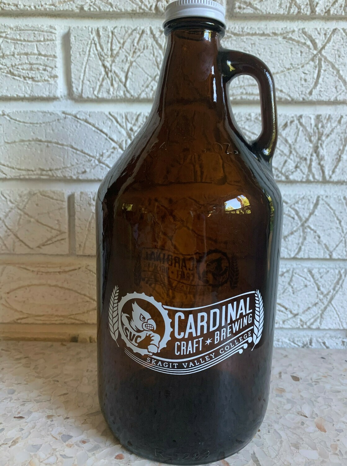 Empty Logo Growler