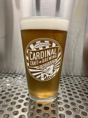 Eric's Last Stand Brut IPA -32oz. Crowler Can