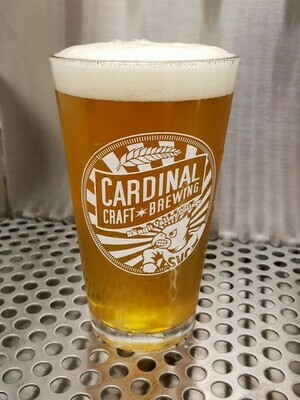 Stop, Collaborate & Session IPA -32oz. Crowler Can