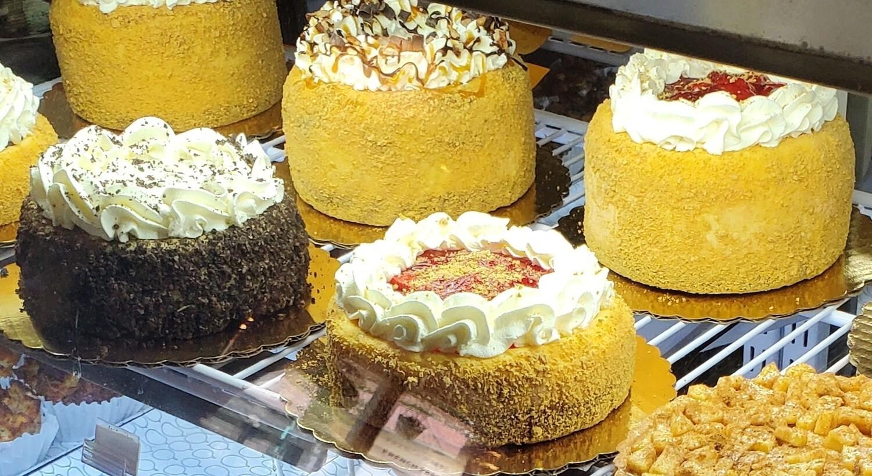 """Thick 10"""" Cheesecake"""