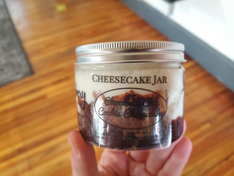 Cheesecake Jar
