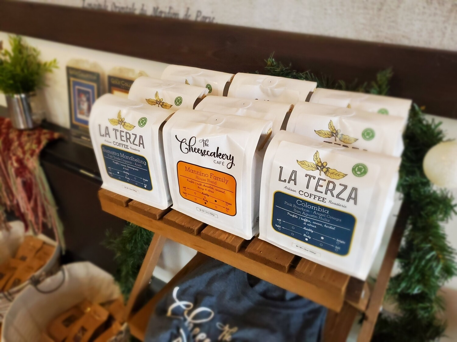 Select Labeled Beans (12oz)