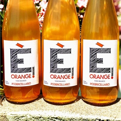 "Poderi Cellario ""E Orange"" / Piedmont 2020 Italy"
