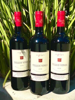 Tellus Vinea Bordeaux Rouge