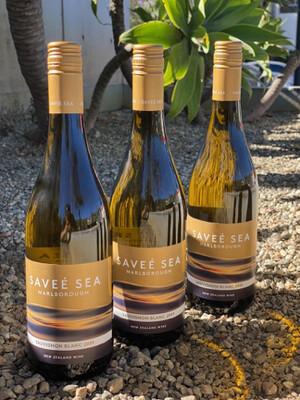 Savee Sea Sauvignon Blanc New Zealand