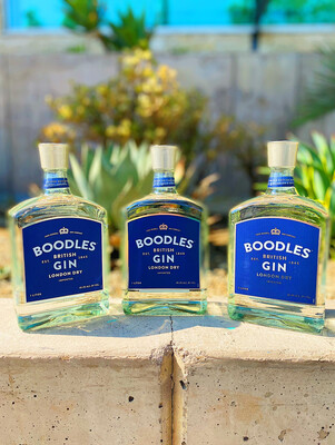 Boodles British London Dry Gin 1L