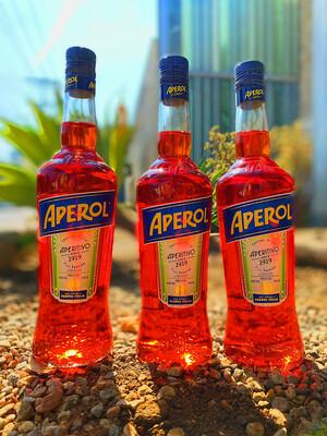 Aperol Liqueur Aperitif