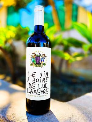 Le Vin a Boire De Luc Lapeyre
