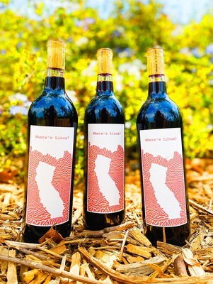 Where's Linus? Red Blend