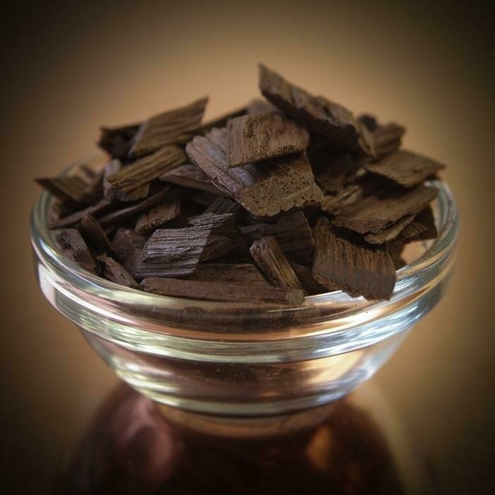 Oak Chips - Heavy Toast American 4oz
