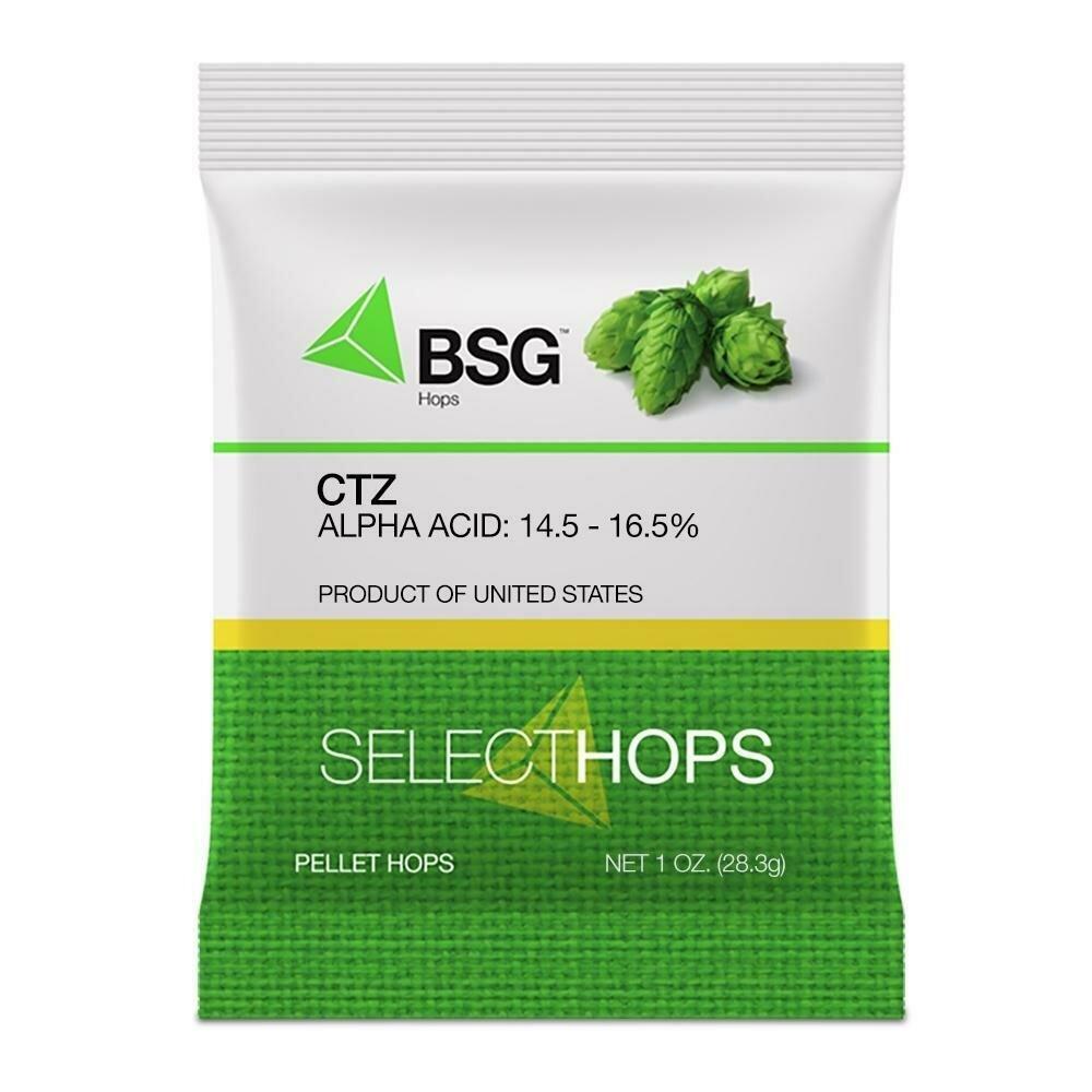 CTZ (US) Hop Pellets 1 oz