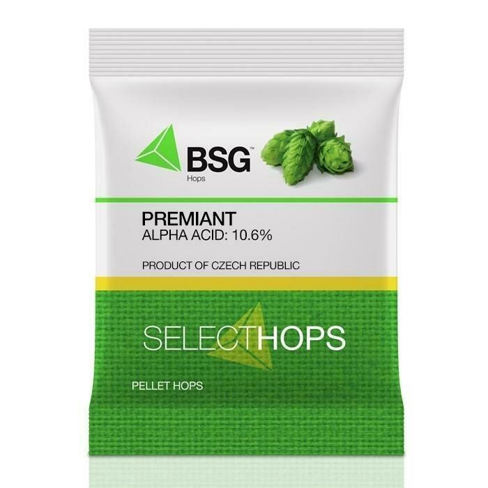 Premiant (CZ) Hop Pellets 1 oz