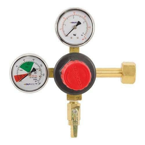 Dual Gauge Regulator by Taprite