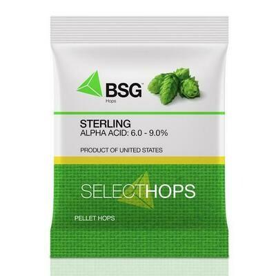 Sterling (US) Hop Pellets 1 oz