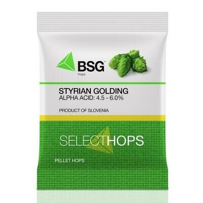 Styrian Golding (SI) Hop Pellets 1 oz