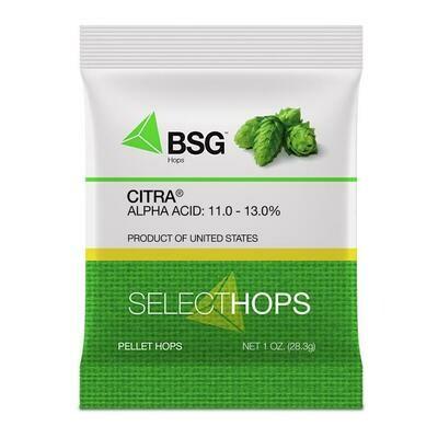 Citra� (US) Hop Pellets 1 oz